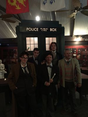 Dr Who Quiz Night - Mackay Tourism