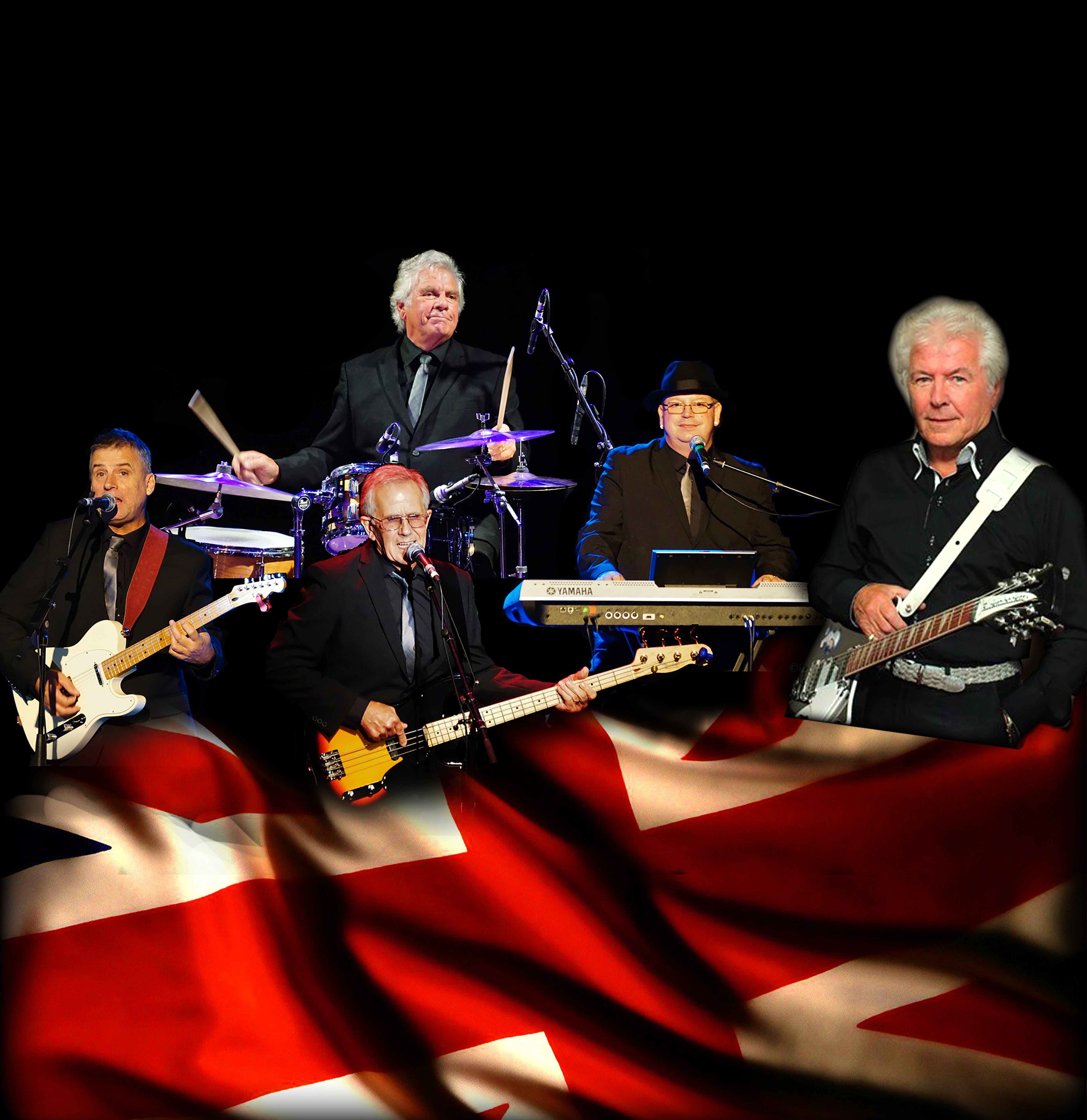 Herman's Hermits with Special Guest Mike Pender - The Six O'Clock Hop - Mackay Tourism
