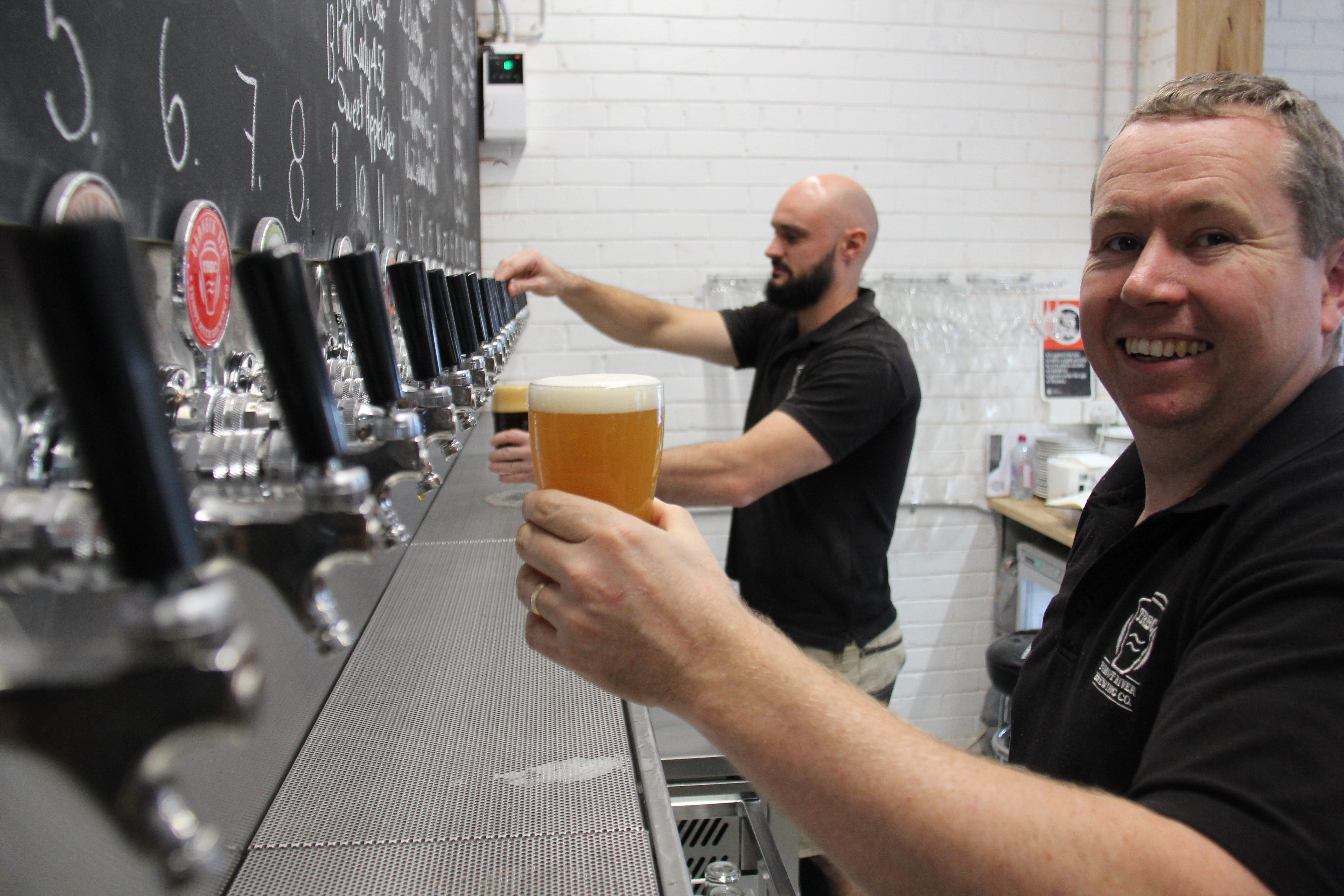 Tumut River Brewing - Brewery Tours - Mackay Tourism