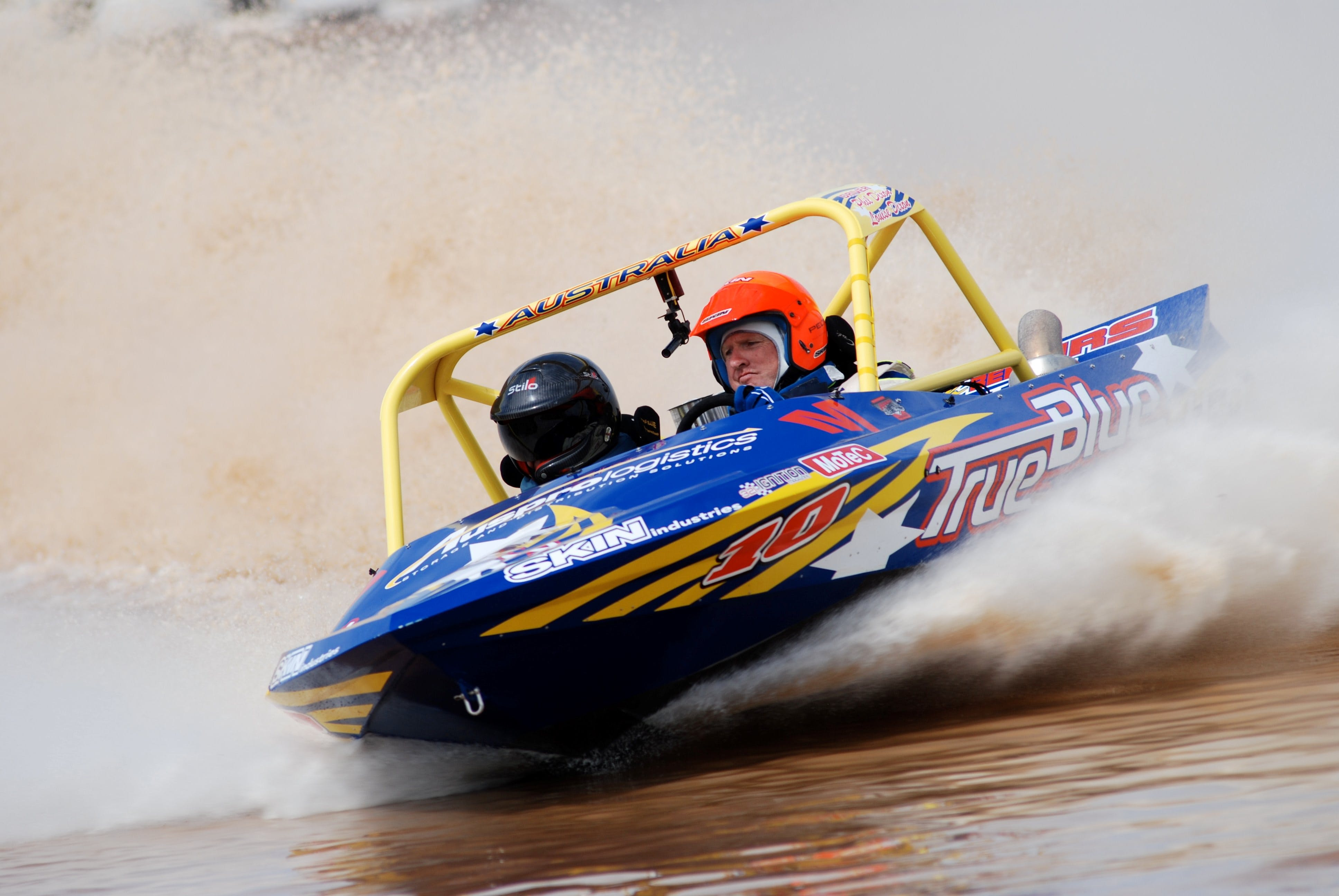 V8 Superboats - Mackay Tourism