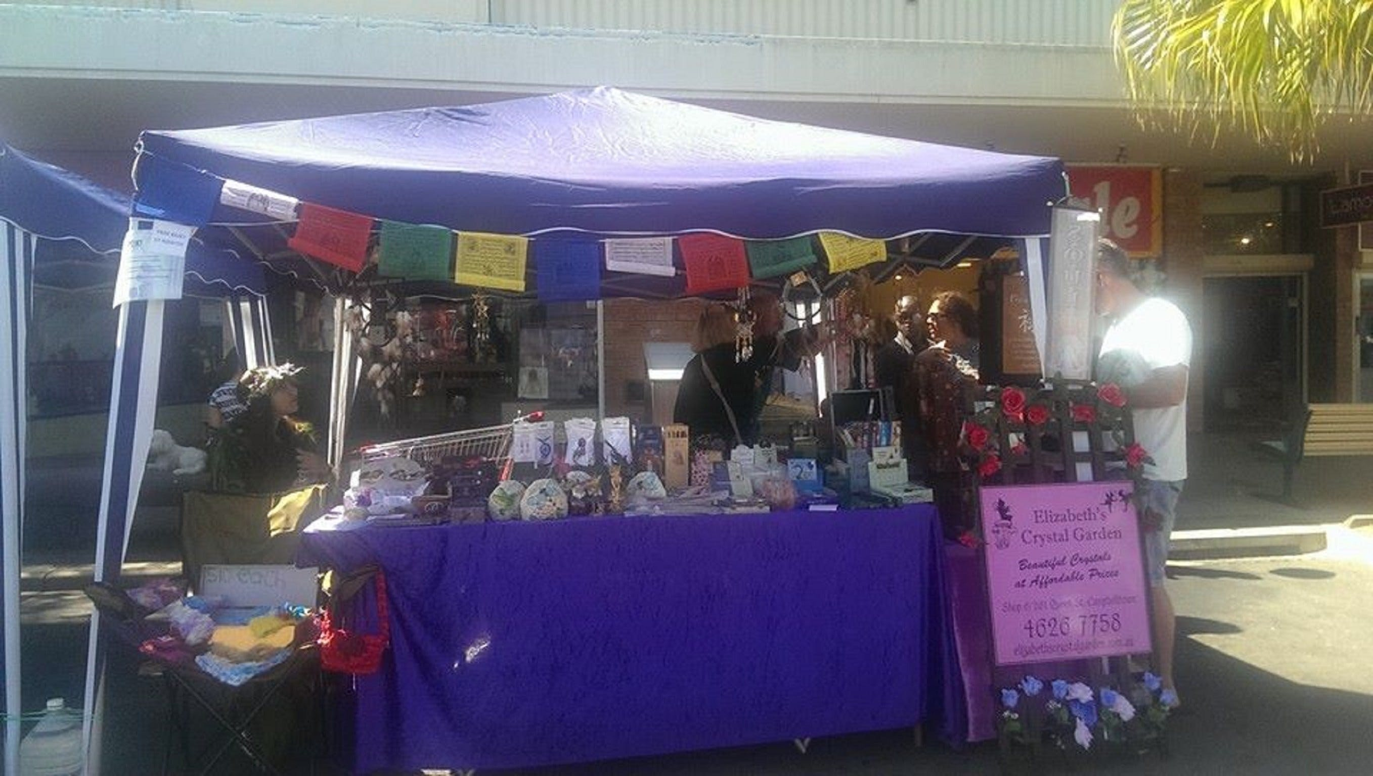 Courtyard Monthly Market - Mackay Tourism