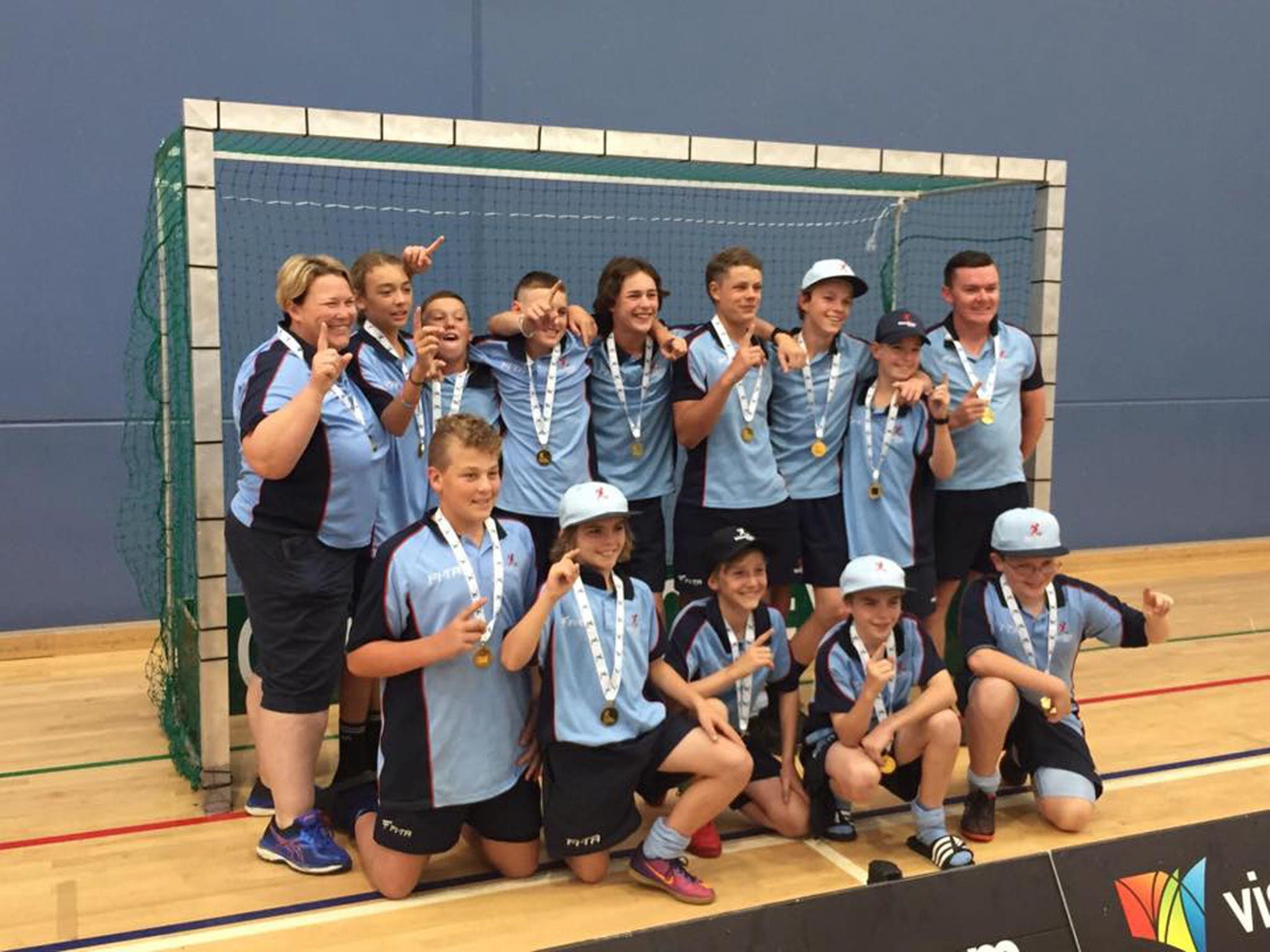 Hockey NSW Indoor State Championship  Under 18 Boys - Mackay Tourism