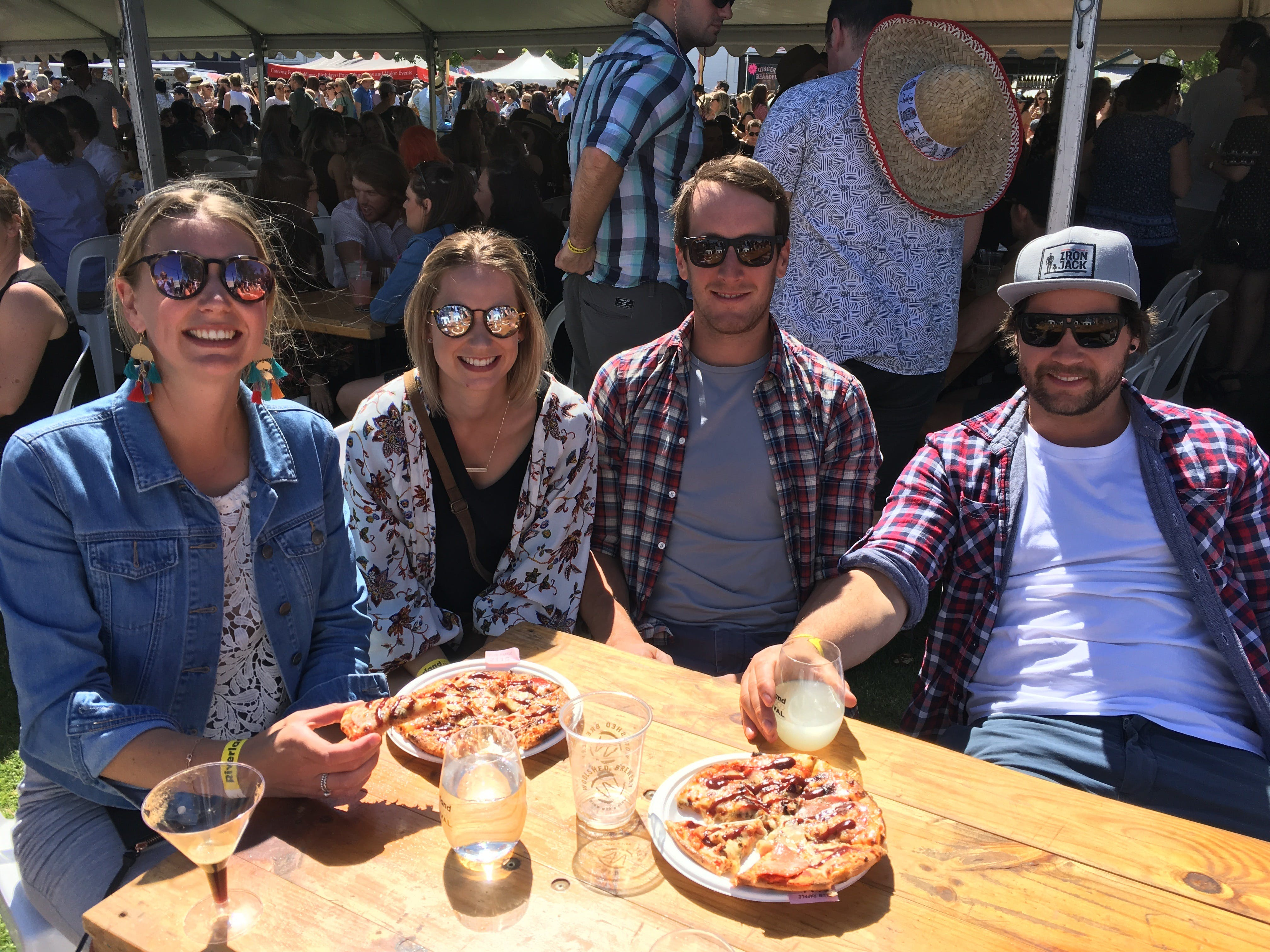 Riverland Wine  Food Festival - Mackay Tourism