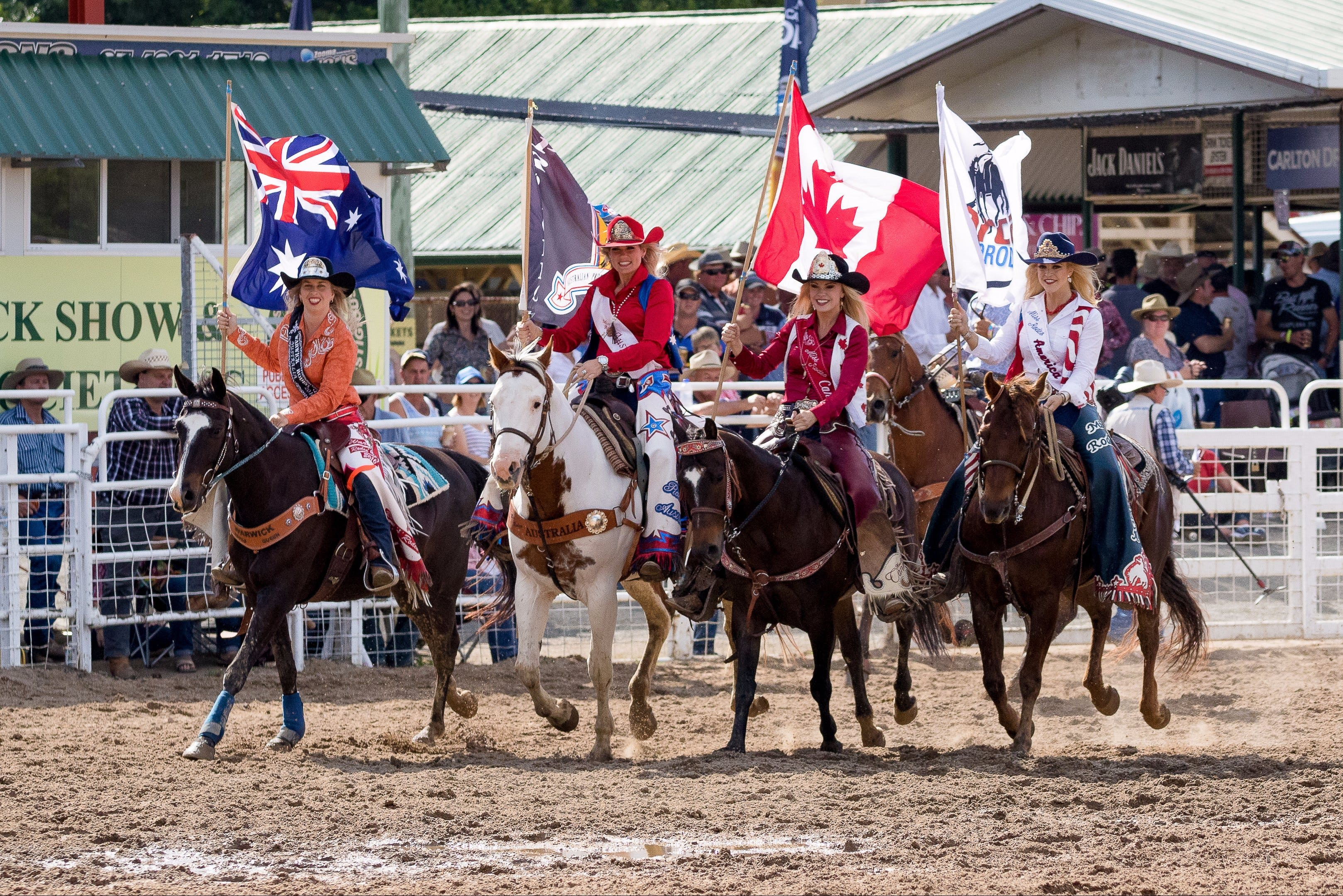 Warwick Rodeo National APRA National Finals and Warwick Gold Cup Campdraft - Mackay Tourism