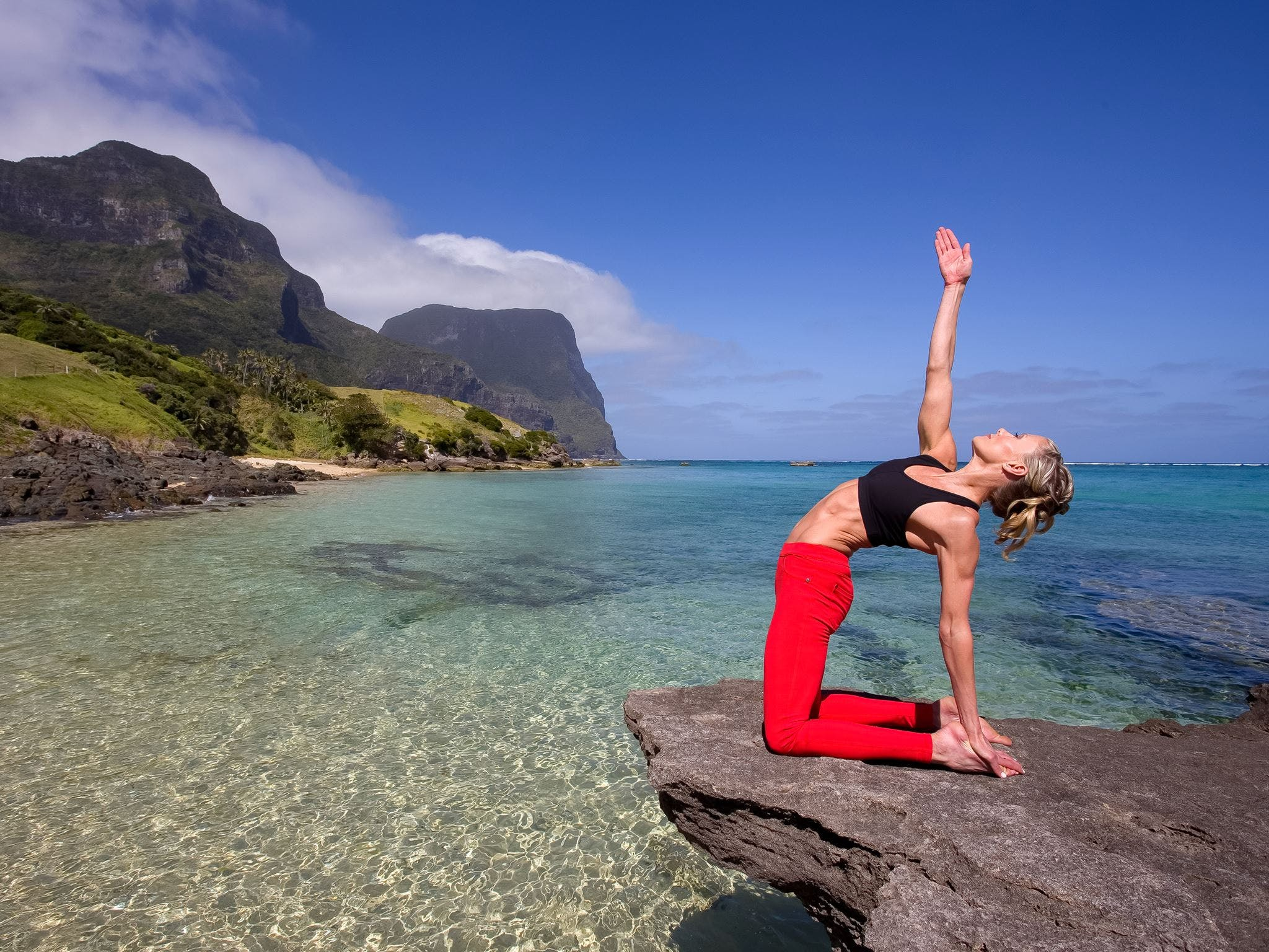 Wellness Week with Charlotte Dodson at Pinetrees Lord Howe Island - Mackay Tourism