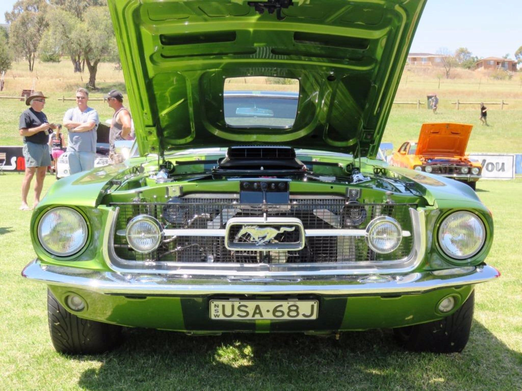 Central West Car Club Charity Show and Shine - Mackay Tourism