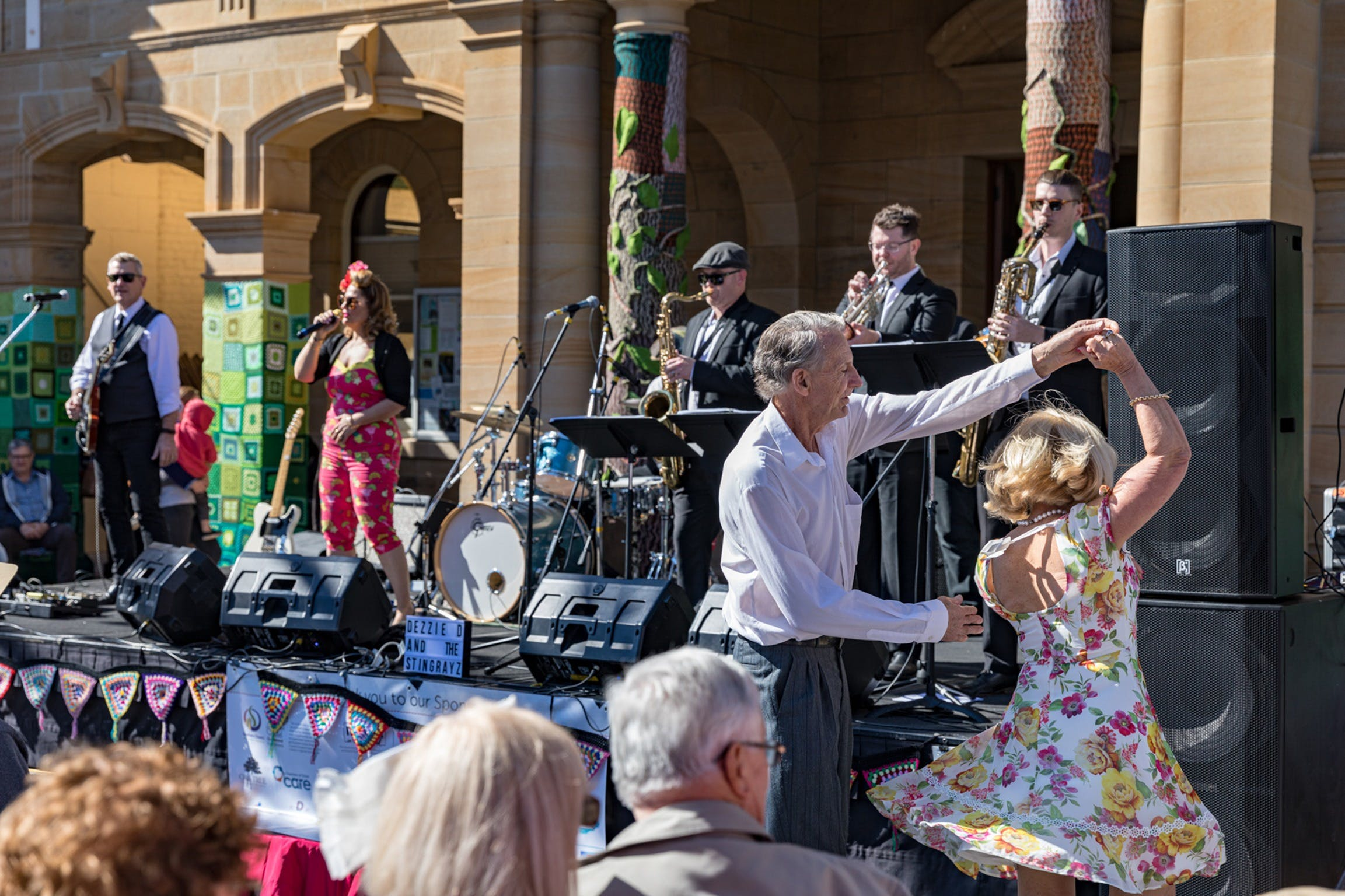 Jumpers and Jazz in July Festival - Mackay Tourism