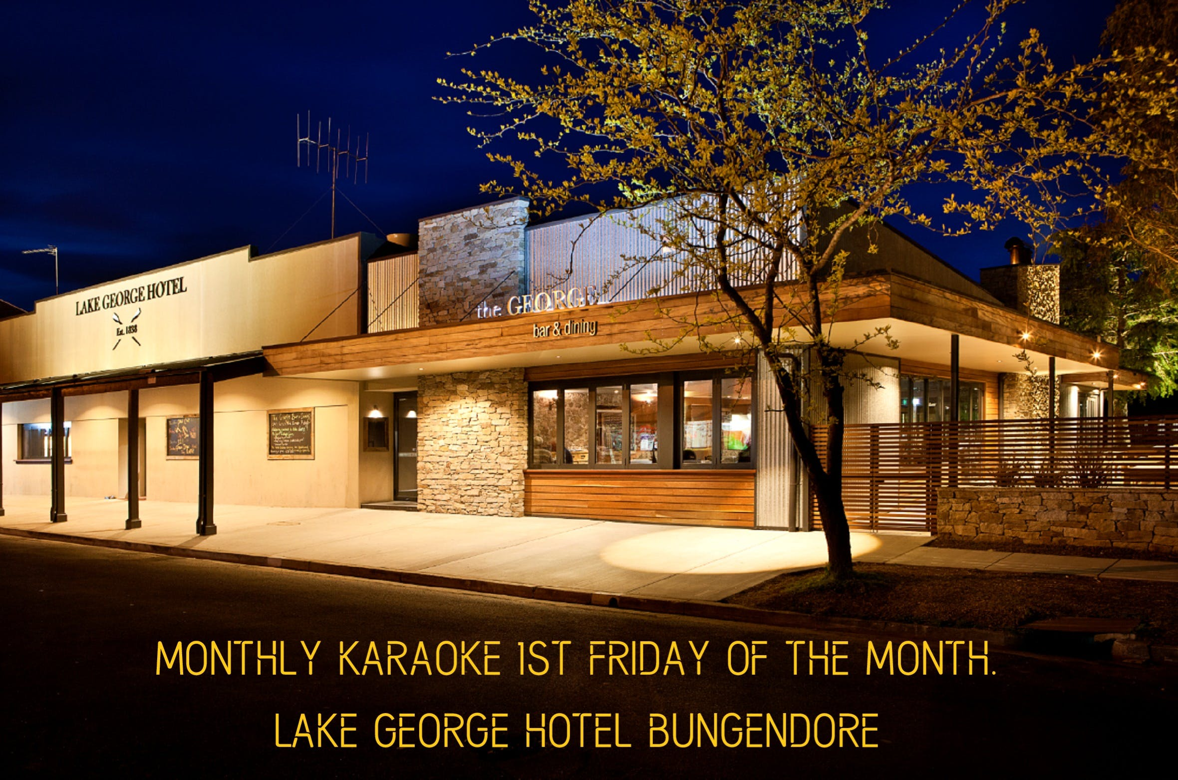 Monthly Karaoke - Mackay Tourism