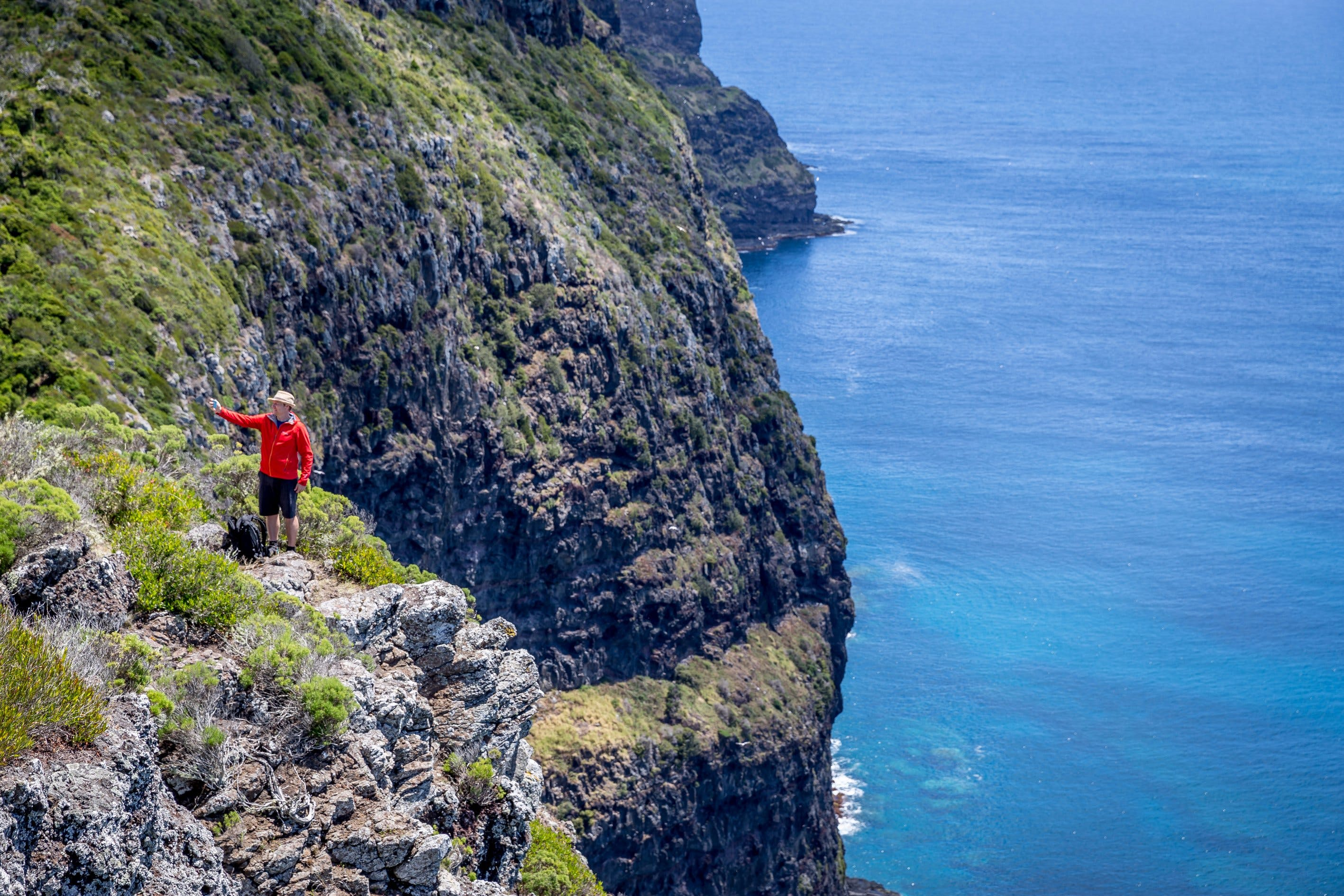 Seven Peaks Walk at Pinetrees Lord Howe Island - Mackay Tourism