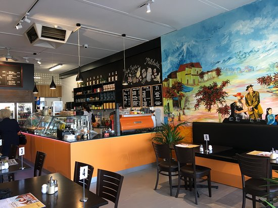 Place Cafe - Mackay Tourism