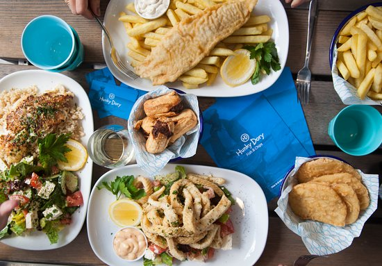 Hunky Dory Fish  Chips - Mackay Tourism