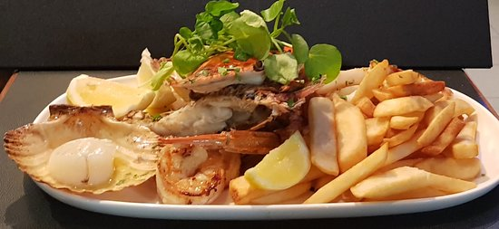 Georgio's Seafood and Steakhouse - Mackay Tourism