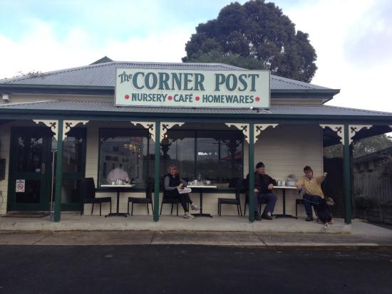The Corner Post Cafe - Mackay Tourism