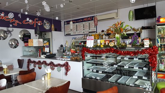 Spiders cafe - Mackay Tourism