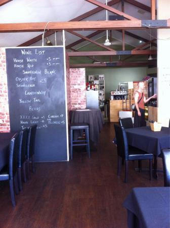 The Balcony Restaurant - Mackay Tourism