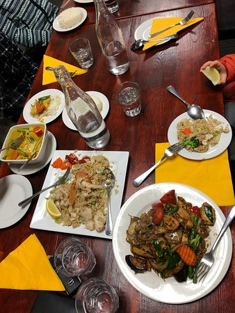 Kinnaree Thai Restaurant - Mackay Tourism