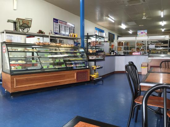 Rosie's Hot Bake - Mackay Tourism