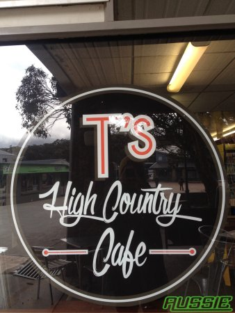 Ts High Country Cafe - Mackay Tourism