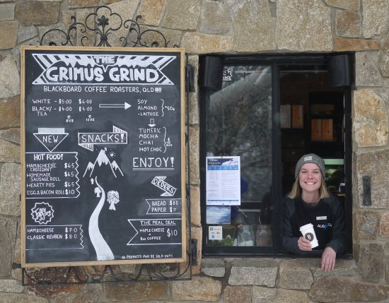 The Grimus Grind - Mackay Tourism
