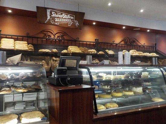 The Sheep Station Bakehouse - Mackay Tourism