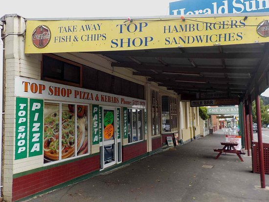 Top Shop Fish and Chips - Mackay Tourism