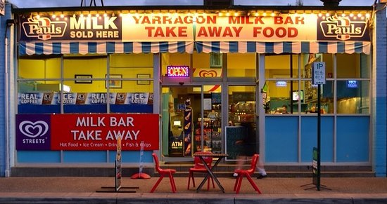 Yarragon Milk Bar - Mackay Tourism