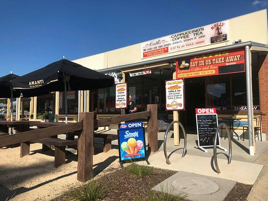 Caths Cafe - Mackay Tourism