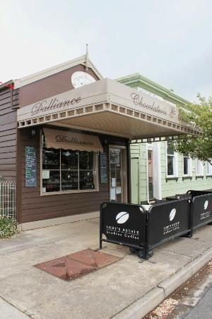 Dalliance Chocolaterie  Providore - Mackay Tourism
