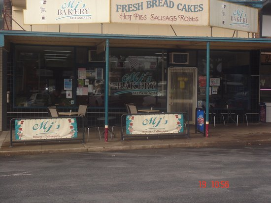 MJ's Bakery - Mackay Tourism