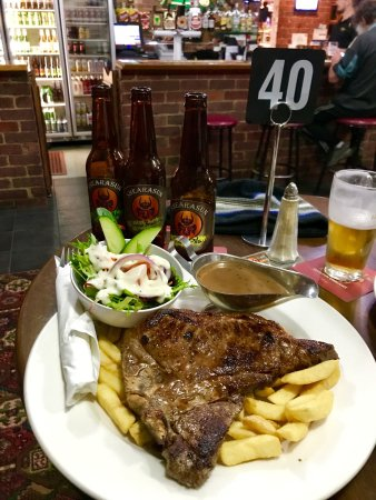 The Broadford Hotel Restaurant - Mackay Tourism