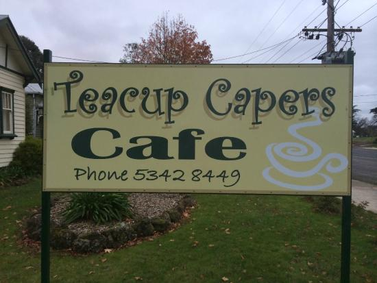 Teacup Capers - Mackay Tourism