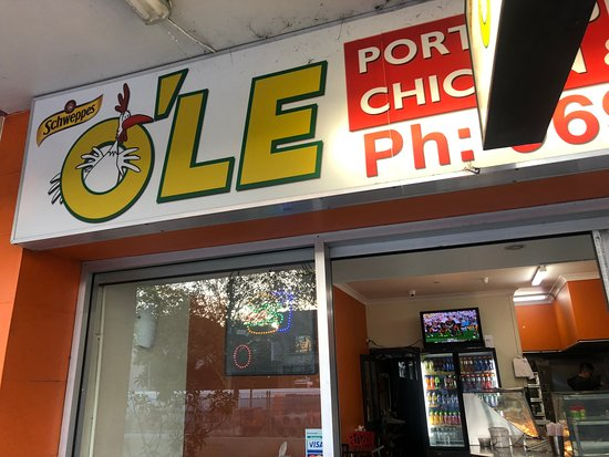 Ole Portuguese Chicken  Burgers - Mackay Tourism