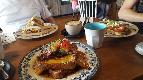 Early bird cafe and kitchen - Mackay Tourism