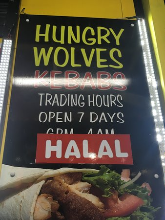 Hungry Wolves Kebabs - Mackay Tourism