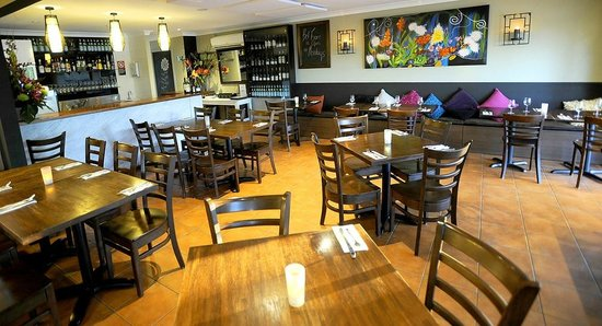 Bel Fiore Restaurant and Bar - Mackay Tourism
