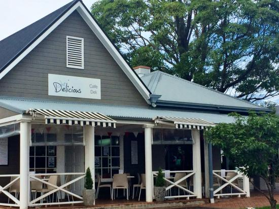 Just Delicious Cafe  Deli - Mackay Tourism