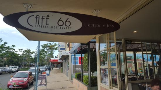 Cafe 66 - Mackay Tourism