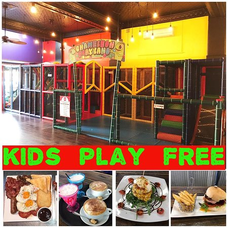 Chameleon Play Cafe - Mackay Tourism