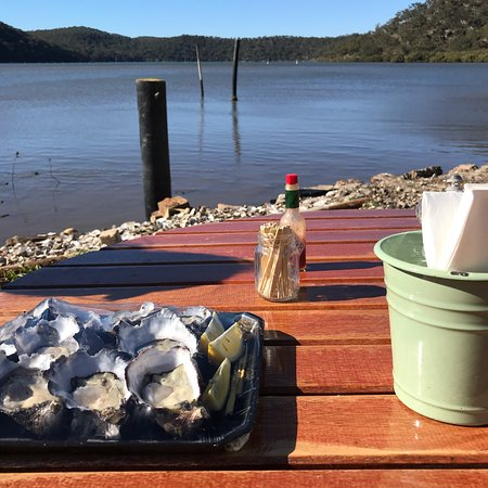 Hawkesbury River Oyster Shed - Mackay Tourism