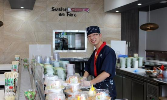 Sushi On Fire - Mackay Tourism