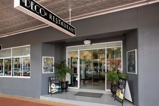 Deco Wine Bar  Restaurant - Mackay Tourism