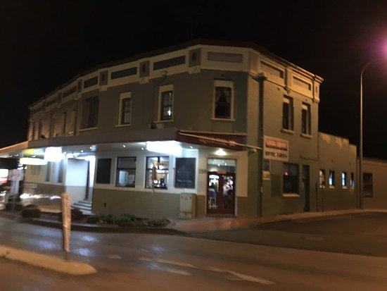 Commercial Hotel Motel Lithgow - Mackay Tourism