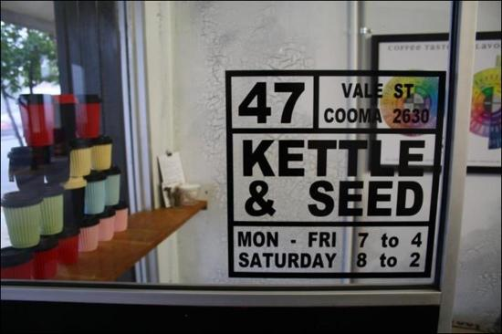 Kettle  Seed Cafe and Coffee Roaster - Mackay Tourism