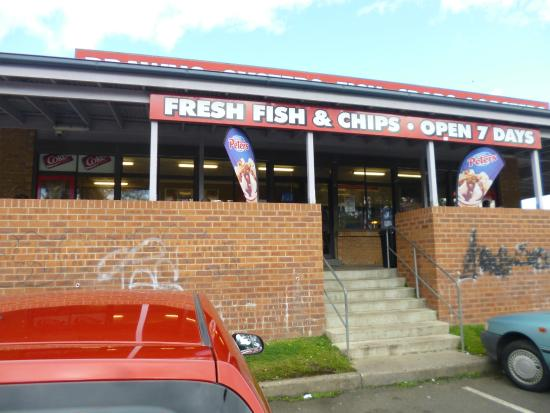 Aish's Seafood  Take-Away - Mackay Tourism
