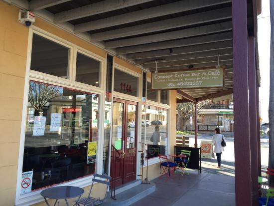 Concept Coffee Bar  Cafe - Mackay Tourism
