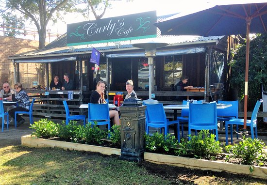 Curly's Cafe - Mackay Tourism