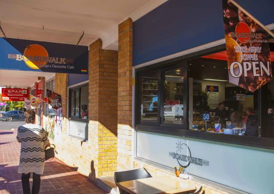 Boardwalk Cafe - Mackay Tourism