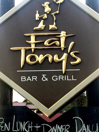 Fat Tony's Bar  Grill - Mackay Tourism