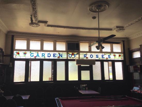 Garden of Roses Cafe - Mackay Tourism