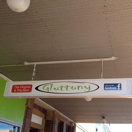 Gluttony Pizza And Pasta - Mackay Tourism